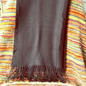 Lauren- Ralph Lauren Beautiful black scarf